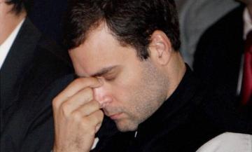 असम,केरल, बंगाल और तमिलनाडु के चुनाव नतीजे देख कर लगता हें कांग्रेस के सबसे बुरे दिन