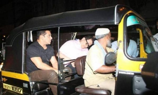 ट्यूबलाइट स्टार सलमान खान ने छोड़ी मंहगी एसयूवी गाड़ी