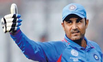 भारत-पाक मैच पर सहवाग का ट्वीट, पाकिस्तानी फैंस भड़के पर सपोर्ट में उतरे इंडियंस