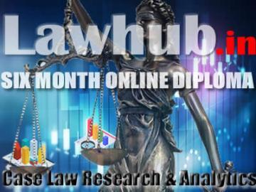 LawHub.in: Launces Online Case Law Research Programs