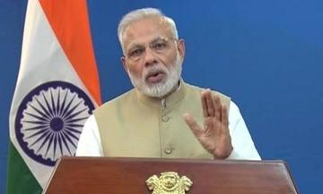 मोदी का एलान :-  भारत में अब संभव होगी घुटनों की सस्ती सर्जरी